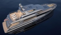 Luxury motor yacht Burger 121