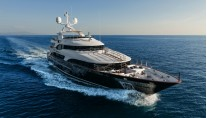 Luxury motor yacht Checkmate