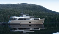 Luxury motor yacht Continental Trawler 28.00 RPH by Wim van der Valk and Guido de Groot