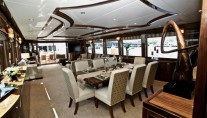 Luxury motor yacht DONNA MARIE by Hargrave