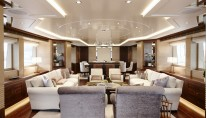 Luxury motor yacht Elena - Interior - Photo by Dick Holthuis