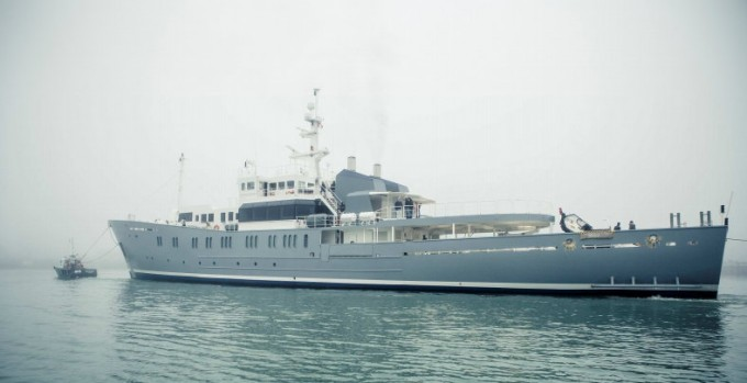 47 Atlantic Motor Vessel: Motor Yacht ENIGMA XK (ex Norna)