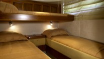 Luxury motor yacht FAR NIENTE - twin cabin