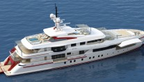 Luxury motor yacht FOREVER ONE