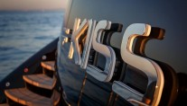Luxury motor yacht KISS
