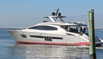 Luxury motor yacht LSX92 by Lazzara Yachts