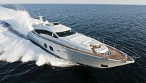 Luxury motor yacht Pershing 108 by Pershing Yachts