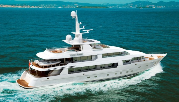 Motor Yacht Project BVB44M