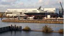 Luxury motor yacht Project PA164 (Y709) at Oceanco