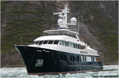 Expedition Motor Yacht SINBAD