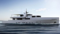Luxury motor yacht So Mar by Tansu Yachts and Diana Yacht Design