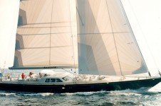 Luxury sailing yacht Billy Budd (ex Saudade)