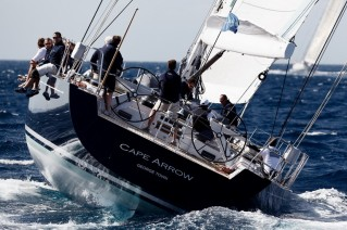 Luxury sailing yacht CAPE ARROW