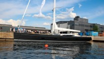 Luxury sailing yacht INUKSHUK by Baltic Yachts