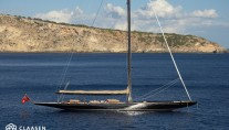 Luxury sailing yacht LIONHEART by Claasen Shipyards