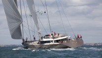 Luxury sailing yacht Ohana by Fitzroy Yachts and Dubois