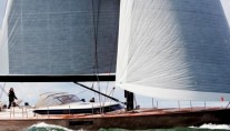 Luxury sailing yacht PH3 by Contest Yachts