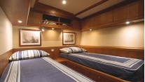 Luxury sailing yacht SKIP N BOU - Twin cabin