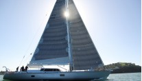 Luxury sailing yacht Spirit