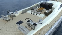 Luxury sailing yacht Y3