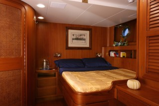 Luxury super yacht CLAN VI - accommodation