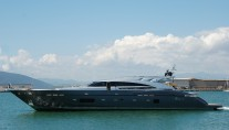Luxury superyacht AB 116