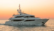 Luxury superyacht Aziza by ISA