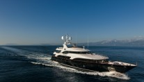 Luxury superyacht Checkmate
