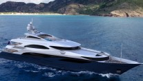 Luxury superyacht Euphoria by Trinity Yachts