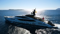 Luxury superyacht LADY M - a sister ship to PJ210-2 Yacht