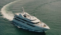 Luxury superyacht LADY MARINA