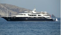 Luxury superyacht LYANA by Benetti in Italy