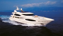 Luxury superyacht Princess Iolanthe - Image courtesy of Mondo Marine