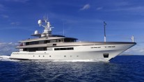 Luxury yacht ALDABRA by Codecasa
