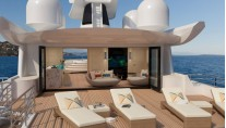 Luxury yacht AMELS 188 - Exterior
