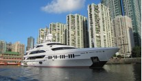 Luxury yacht Ambrosia