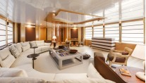 Luxury yacht Amore Mio 2 - Saloon-001