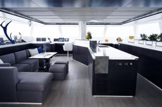 Luxury yacht BLUE DEER - Interior