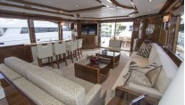 Luxury yacht BOPS - Interior