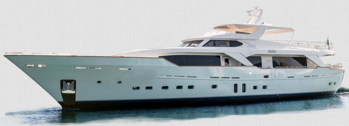 Motor Yacht BLUE BERRY