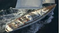 Luxury yacht CANICA - Photo credit Baltic Yachts
