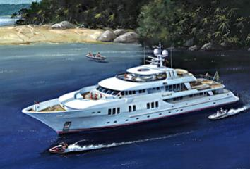 Motor Yacht EVOLVE (Project Veronika II, hull 568)
