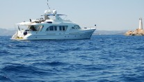 Luxury yacht FAR NIENTE