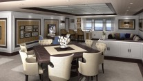 Luxury yacht FOREVER ONE - Dining