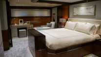 Luxury yacht Finish Line - Interior
