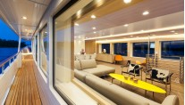 Luxury yacht Heliad II - Interior