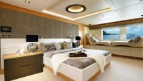 Luxury yacht Horizon Polaris - Cabin