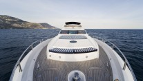 Luxury yacht Lady Zehava