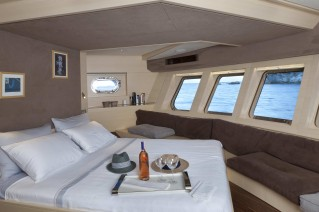Luxury yacht MERLIN - Cabin