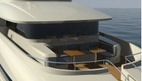 Luxury yacht Martinique